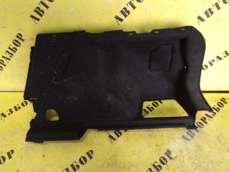 Обшивка багажника Bmw X1 E84 2009-2014