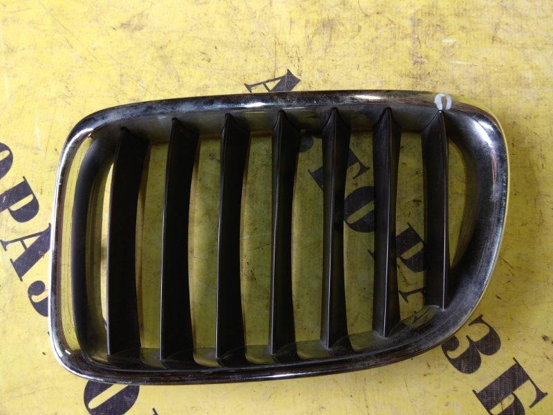 Решетка радиатора Bmw X1 E84 2009-2014