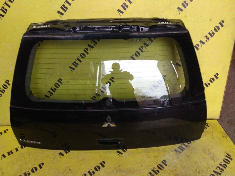 Крышка (дверь) багажника Mitsubishi Lancer 9 2003-2006