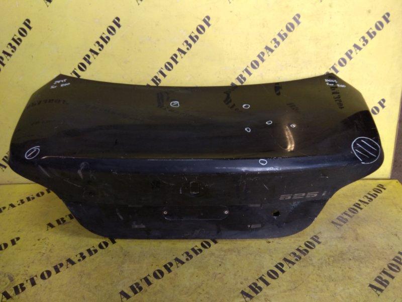 Крышка (дверь) багажника Bmw 5-Серия E60/e61 2003-2009