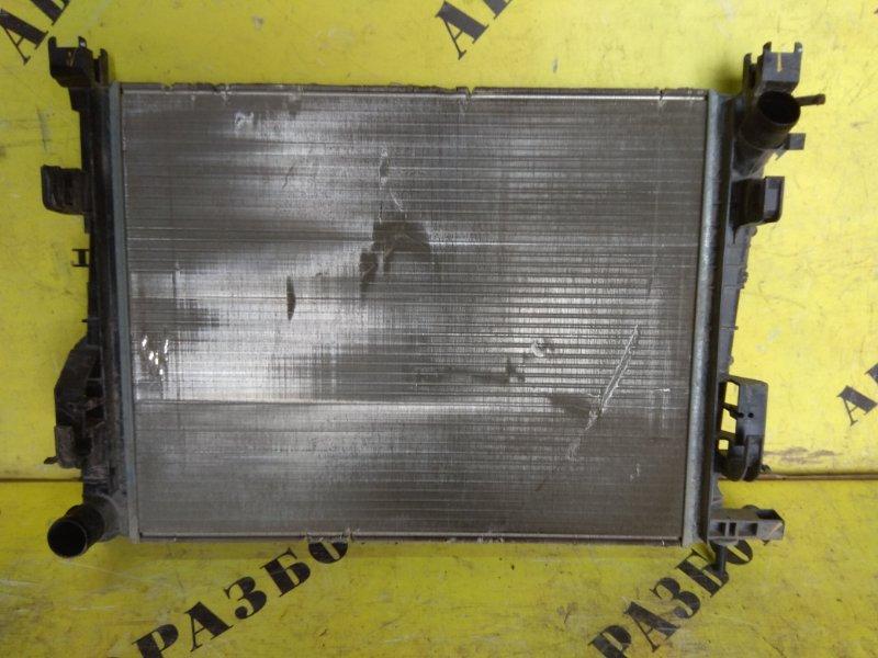 Радиатор охлаждения Lada Vaz Vesta