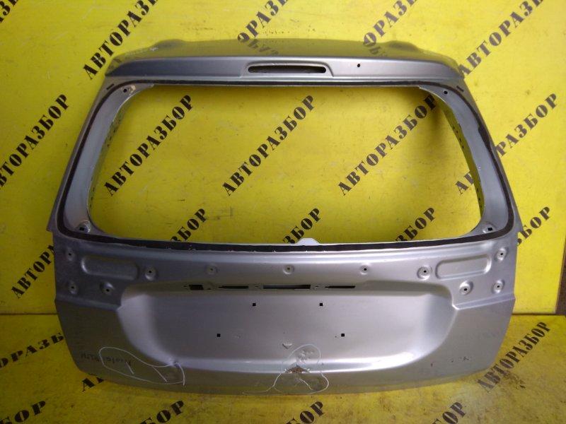 Крышка багажника Mitsubishi Outlander (Gf) 2012-H.b.