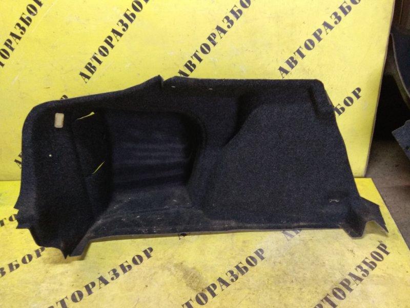 Обшивка багажника Skoda Octavia (A5) 2004-2013