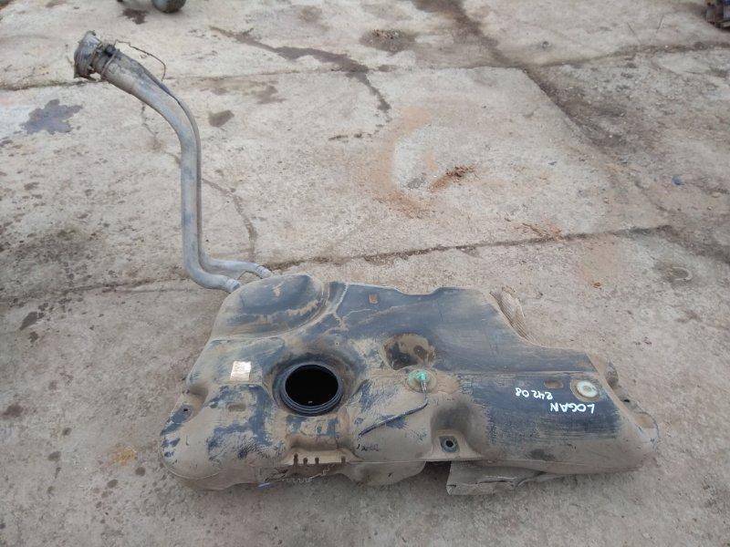 Бак топливный Renault Logan 2005-2014