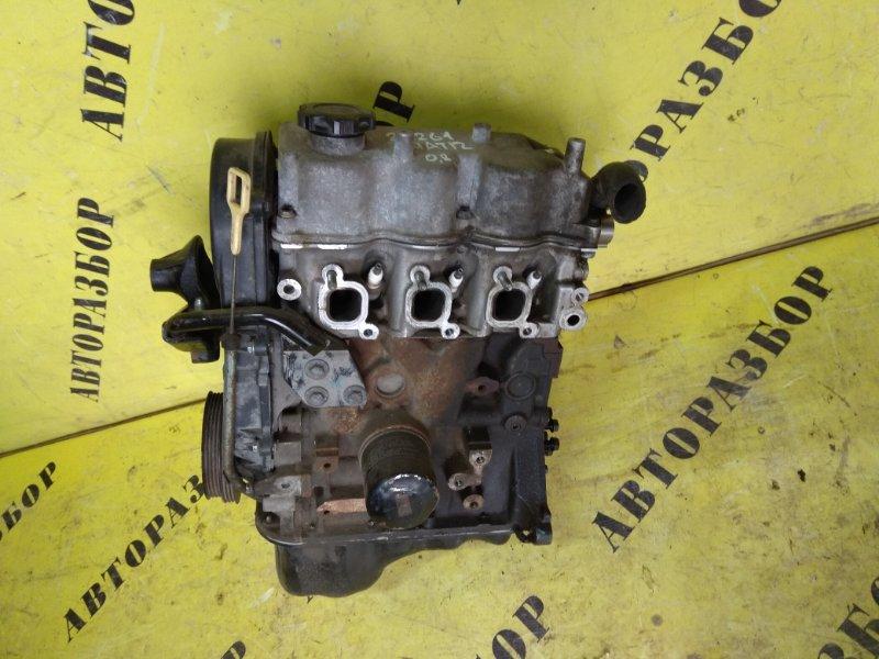 Двигатель Daewoo Matiz 1998-2015
