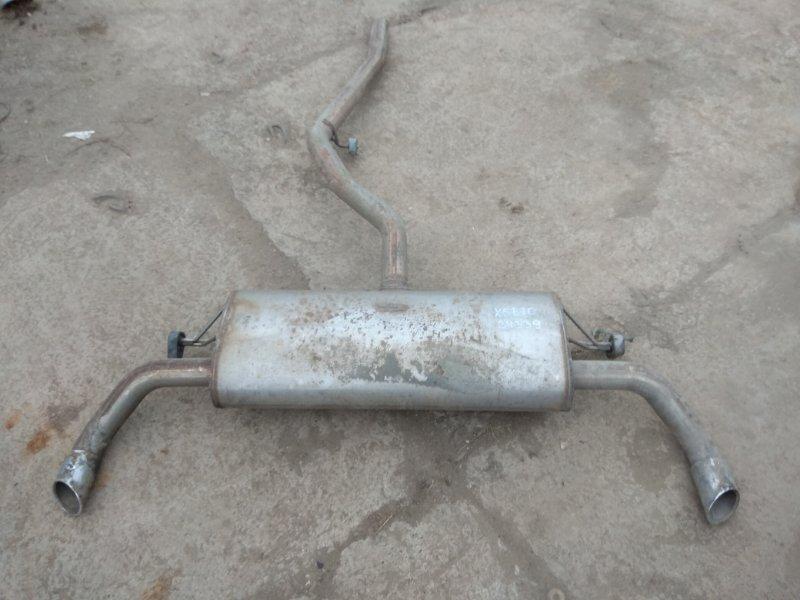 Глушитель основной Bmw X5 E70 2007-2013