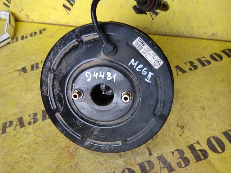 Усилитель тормозов вакуумный Renault Megane 2 2003-2009