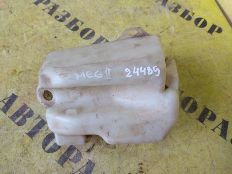 Бачок омывателя лобового стекла Renault Megane 2 2003-2009