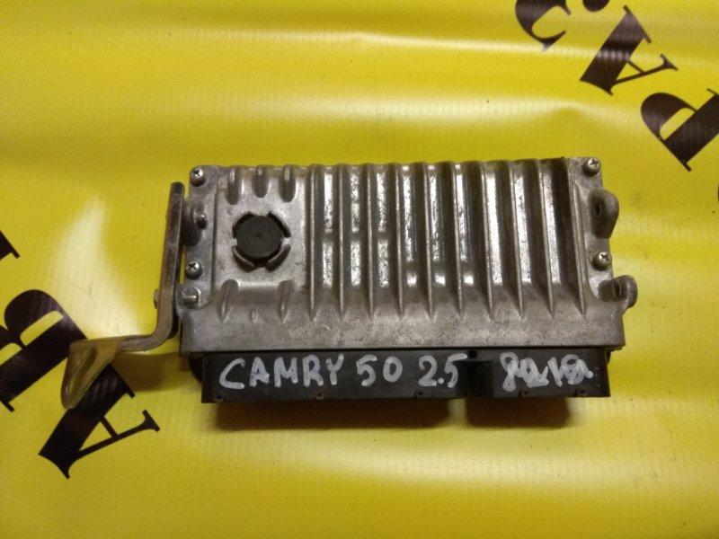 Блок управления двигателем Toyota Camry 50 2011-2017