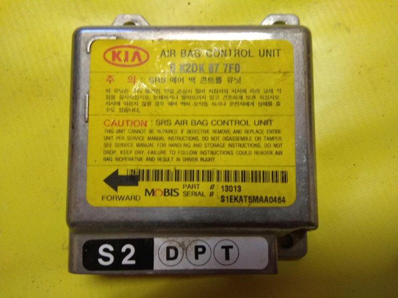 Блок управления air bag Kia Spectra 2001-2011