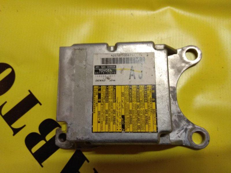 Блок управления air bag Toyota Camry 50 2011-2017