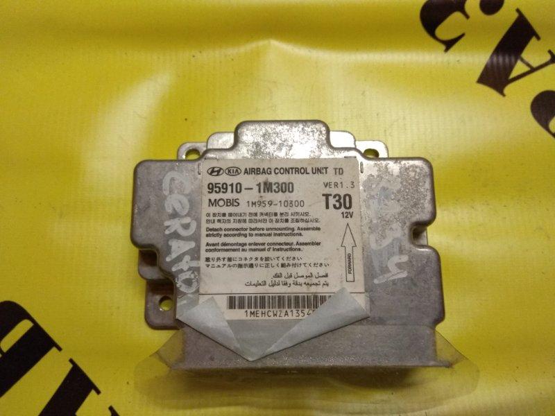 Блок управления air bag srs Kia Cerato 2 2009-2013