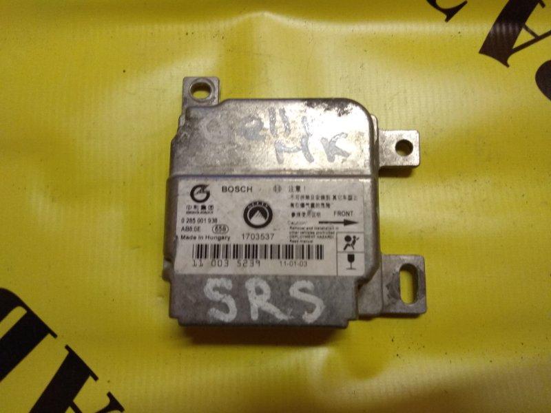 Блок управления air bag Geely Mk 2008-2015