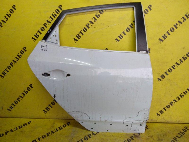Дверь задняя правая Hyundai Ix35 2010-2015