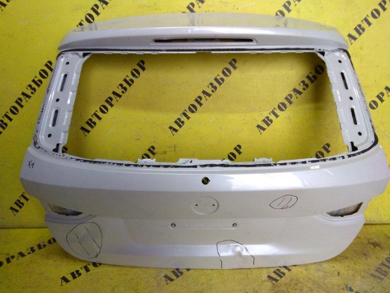 Крышка (дверь) багажника Bmw X1 E84 2009-2014