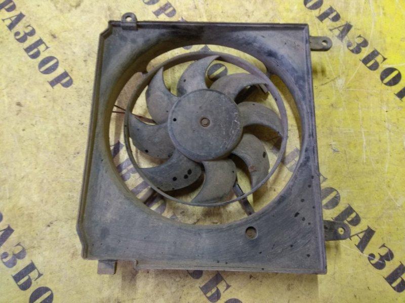 Диффузор вентилятора Renault Logan 2005-2014