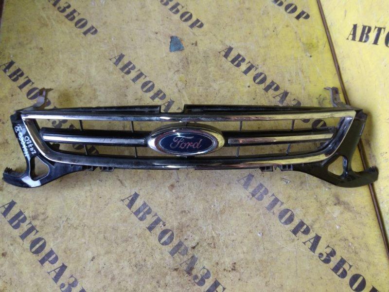 Решетка радиатора Ford Mondeo 4 2007-2015