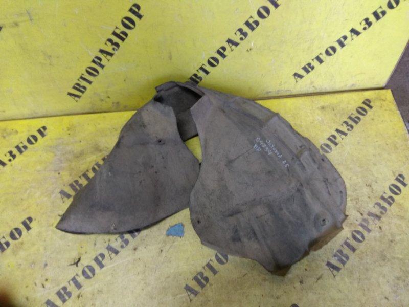 Локер задний правый Skoda Octavia (A5) 2004-2013
