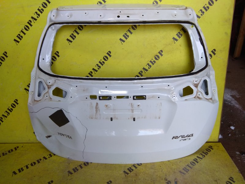 Крышка (дверь) багажника Toyota Rav4 40 2013-2019