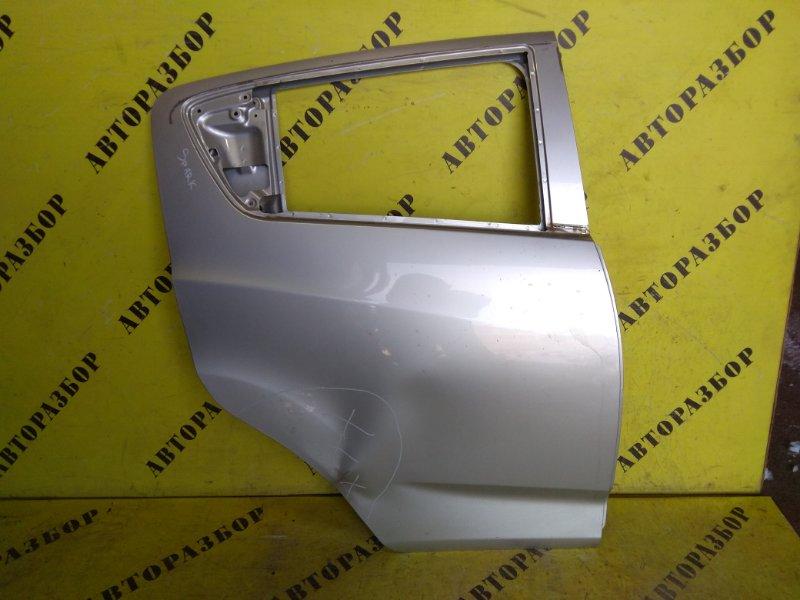 Дверь задняя правая Chevrolet Spark 2010-2015