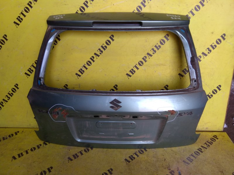 Крышка (дверь) багажника Suzuki Sx4 2006-2013