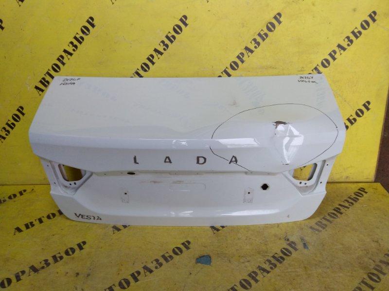 Крышка (дверь) багажника Lada Vaz Vesta
