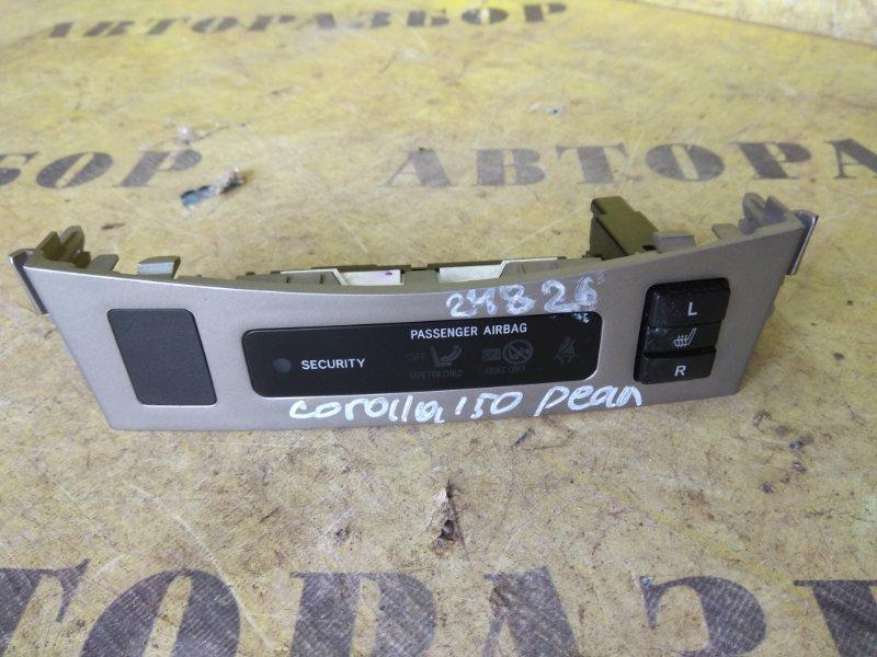 Дисплей информационный Toyota Corolla 150 2006-2013