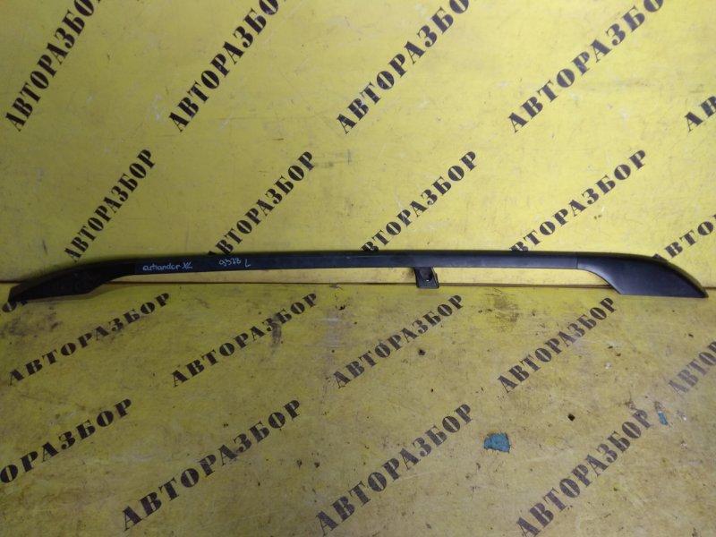 Рейлинги (комплект) Mitsubishi Outlander Xl (Cw) 2006-2012