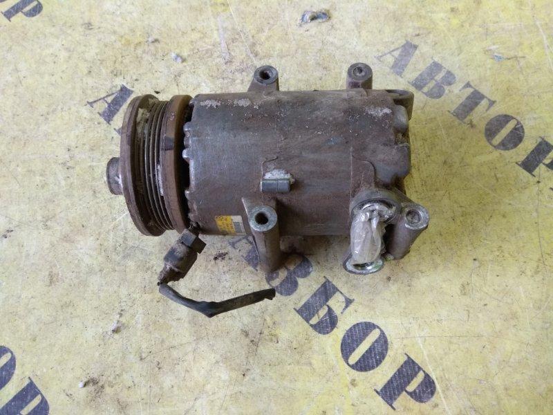 Компрессор кондиционера Ford Focus 2 2008-2011 СЕДАН
