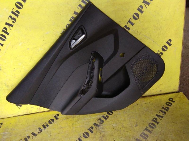 Обшивка двери задней левой Ford Focus 3 2011-2019