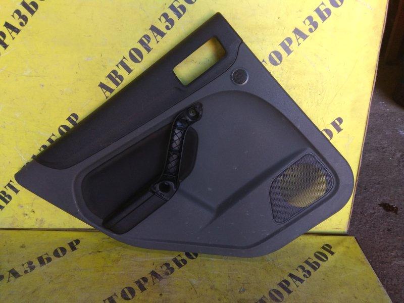 Обшивка двери задней левой Ford Focus 2 2008-2011 СЕДАН