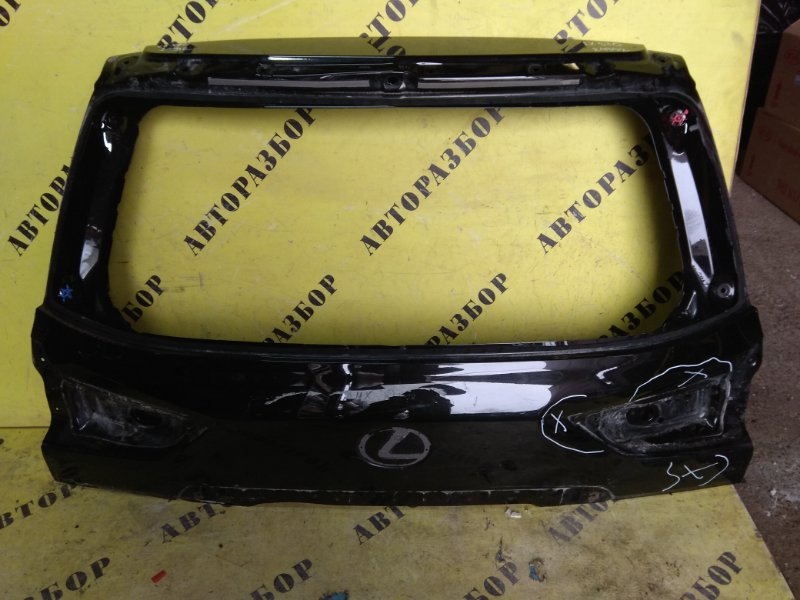 Крышка багажника Lexus Lx570 2016-H.b.