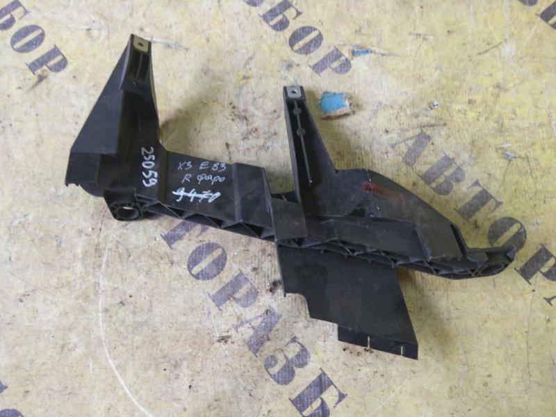 Кронштейн фары правый Bmw X3 E83 2004-2010