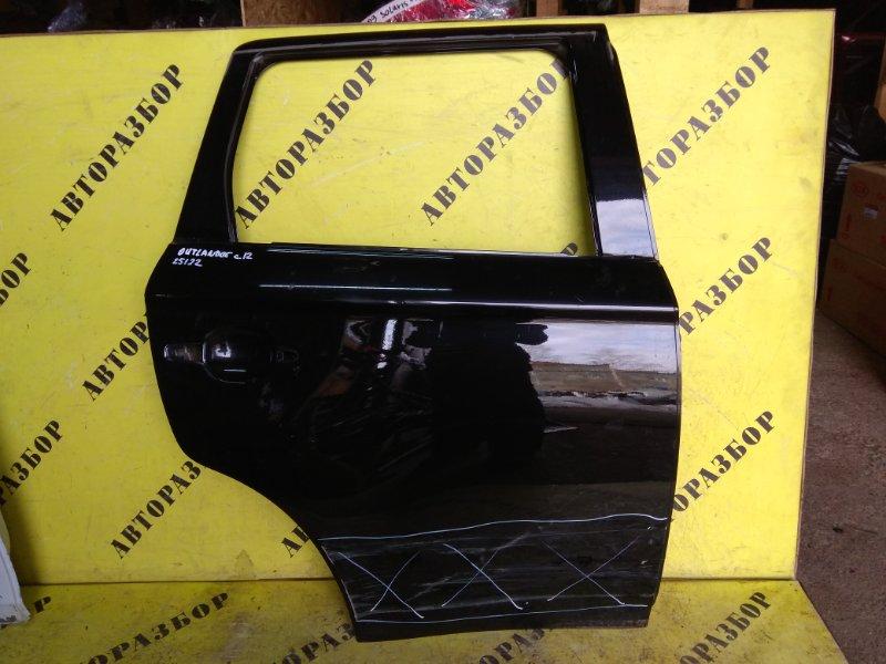 Дверь задняя правая Mitsubishi Outlander (Gf) 2012-H.b.