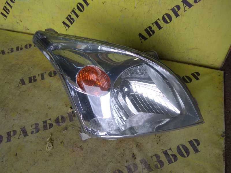 Фара правая Toyota Land Cruiser Prado 120 2002-2009