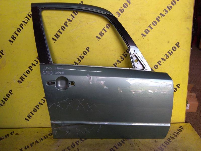 Дверь передняя правая Suzuki Sx4 2006-2013