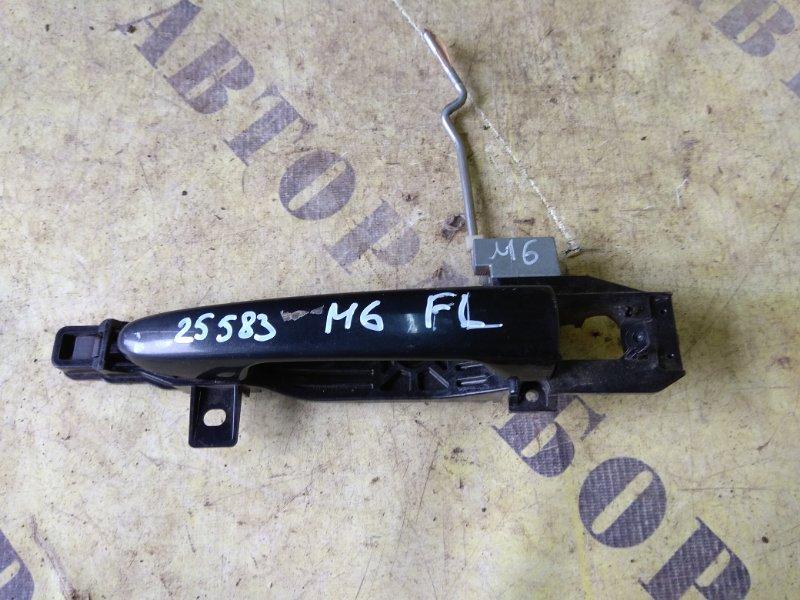 Ручка двери передней левой наружняя Mazda Mazda 6 (Gh) 2007-2012