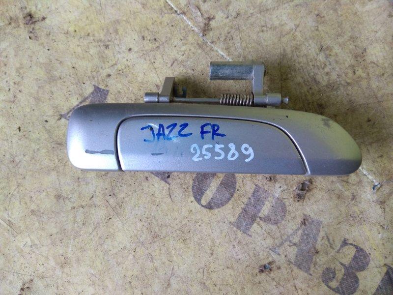 Ручка двери передней правой наружняя Honda Jazz (Gd) 2002-2008