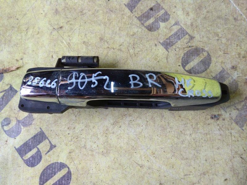 Ручка двери задней правой наружняя Geely Mk 2008-2015