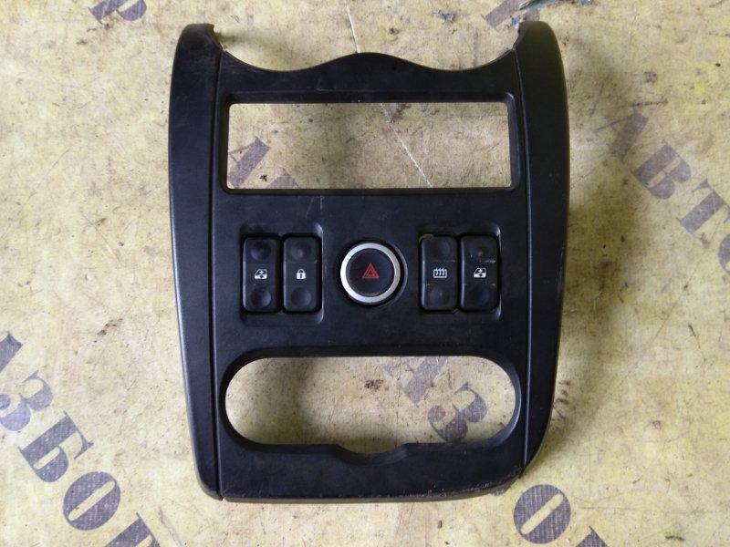 Блок кнопок Renault Logan 2005-2014