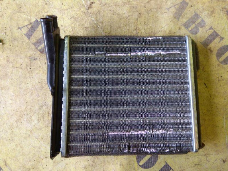 Радиатор печки Chevrolet Niva