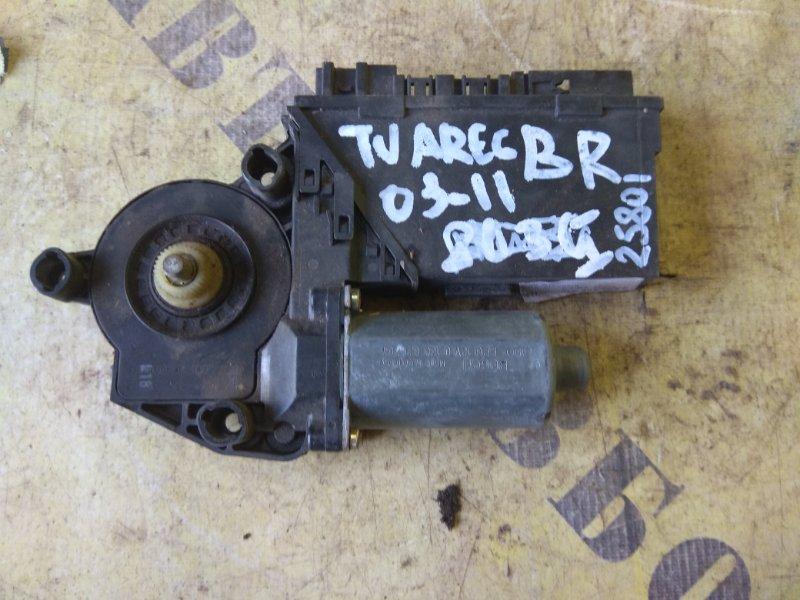 Моторчик стеклоподъемника Volkswagen Touareg 2002-2010