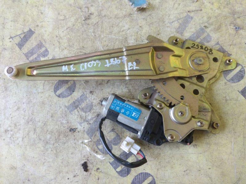 Стеклоподъемник задний правый Geely Mk 2008-2015