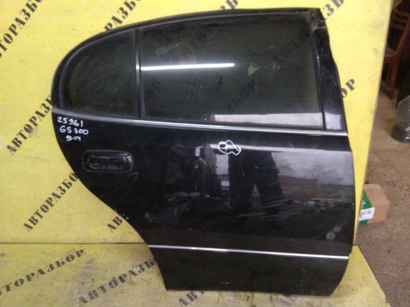 Дверь задняя правая Lexus Gs300 1998-2004