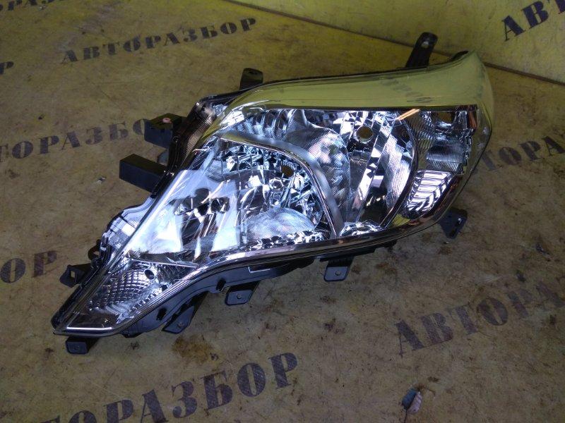 Фара левая Toyota Land Cruiser Prado 150 2009-H.b.