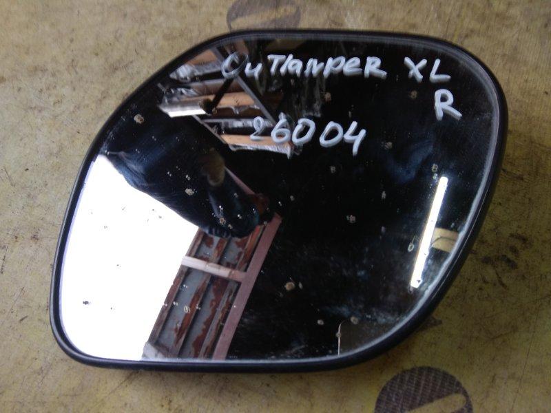 Зеркальный элемент Mitsubishi Outlander Xl (Cw) 2006-2012