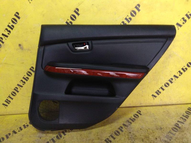 Обшивка двери задней правой Lexus Rx350 2003-2009