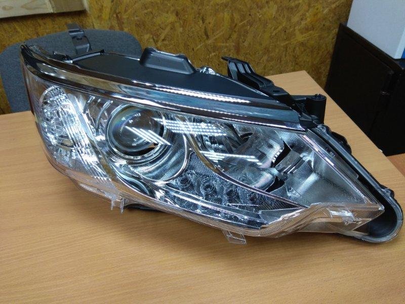Фара правая Toyota Camry 50 2011-2017