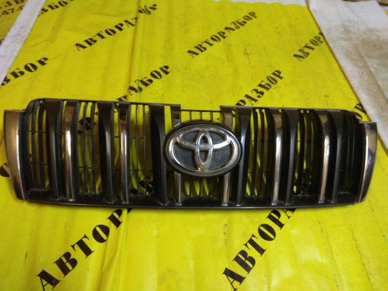 Решетка радиатора Toyota Land Cruiser Prado 150 2009-H.b.