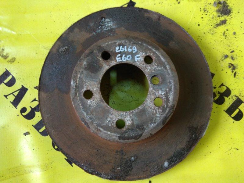 Диск тормозной передний Bmw 5-Серия E60/e61 2003-2009